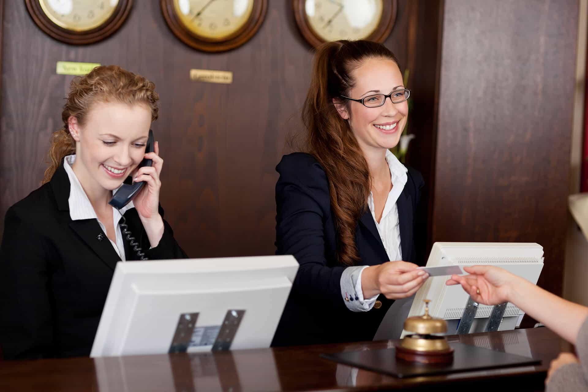 Service pour le secteur hôtelier
